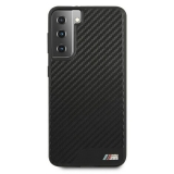 BMW M Collection Carbon Etui na Samsung Galaxy S21+ PLUS czarny