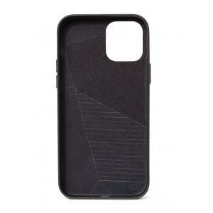 Etui Decoded do iPhone 12/12 Pro z MagSafe (czarne)