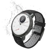 Withings Activite Steel HR Sport - smartwatch z pomiarem pulsu (biały)