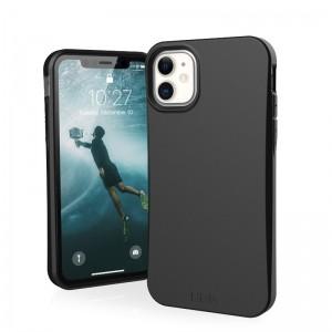 UAG Outback Bio - biodegradowalna obudowa ochronna do iPhone 11 (czarna)