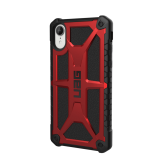 UAG Monarch iPhone XR czerwona