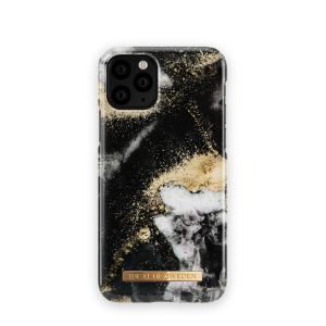 iDeal Of Sweden - etui ochronne do iPhone 11 Pro Max (Black Galaxy Marble)-732502