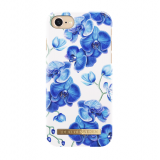 iDeal Fashion Case - etui ochronne do iPhone 6/6s/7/7s/8 (baby blue orchids)-223477