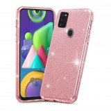 TECH-PROTECT GLITTER SHINE GALAXY M21 PINK-1608090