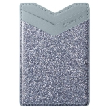 SPIGEN CYRILL SHINE WALLET GLITTER BLUE GREY-2059553