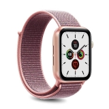 PURO Nylon - Pasek do Apple Watch 42 / 44 mm (Różowy)-2295849