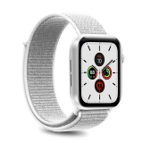 PURO Nylon - Pasek do Apple Watch 42 / 44 mm (Biały)-2295865