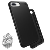 Speck Presidio - Etui iPhone 8 Plus / 7 Plus / 6s Plus / 6 Plus (Black/Black)-260525