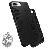 Speck Presidio Grip - Etui iPhone 8 Plus / 7 Plus / 6s Plus / 6 Plus (Black/Black)-260534