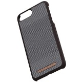Nordic Elements Saeson Idun - Etui iPhone 8 Plus / 7 Plus / 6s Plus / 6 Plus (Dark Brown Pattern 1)-355240