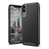Caseology Wavelength Case - Etui iPhone Xs Max (Black)-355967