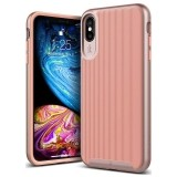 Caseology Wavelength Case - Etui iPhone Xs Max (Pink)-355991