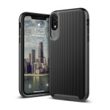 Caseology Wavelength Case - Etui iPhone XR (Black)-356087