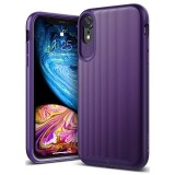 Caseology Wavelength Case - Etui iPhone XR (Violet)-356095