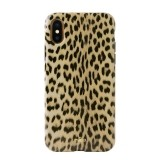 PURO Glam Leopard Cover - Etui iPhone Xs / X (Leo 1) Limited edition-432996
