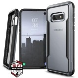 X-Doria Defense Shield - Etui aluminiowe Samsung Galaxy S10e (Drop test 3m) (Black)-450443