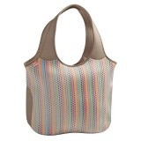 BUILT Essential Tote - Torba miejska (Candy Dot)-477096