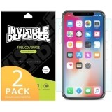 Folia Ringke Invisible Defender iPhone XS/X 5.8 Case Friendly-495341