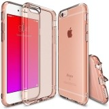 Etui Ringke Air Apple iPhone 6/6s Plus Rose Gold Crystal-496809