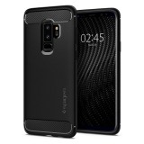 Etui Spigen Rugged Armor Samsung Galaxy S9 Plus Black-501347