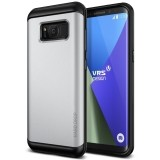 Etui VRS Design Hard Drop Samsung Galaxy S8 Plus Light Silver-502226