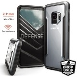 X-Doria Defense Shield - Etui aluminiowe Samsung Galaxy S9 (Black)-577413