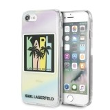Karl Lagerfeld Kalifornia Dreams Palms - Etui iPhone 8 / 7-588799