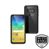 Catalyst Impact Protection Case - Pancerne etui Samsung Galaxy S10e (Stealth Black)-589290