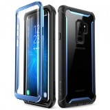SUPCASE IBLSN ARES GALAXY S9  PLUS BLACK/BLUE-692346