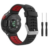 TECH-PROTECT SMOOTH GARMIN FORERUNNER 220/230/235/630/735 BLACK/RED-692825
