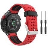 TECH-PROTECT SMOOTH GARMIN FORERUNNER 220/230/235/630/735 RED/BLACK-692829