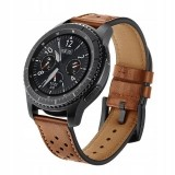 TECH-PROTECT LEATHER SAMSUNG GEAR S3 BROWN-694099