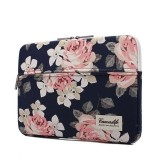 CANVASLIFE SLEEVE MACBOOK PRO 15 NAVY ROSE-696707