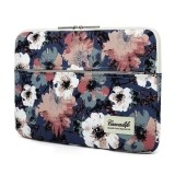 CANVASLIFE SLEEVE MACBOOK AIR/PRO 13 BLUE CAMELLIA-701264