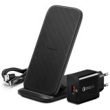 SPIGEN F316W WIRELESS CHARGER BLACK-708637