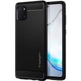 SPIGEN RUGGED ARMOR GALAXY NOTE 10 LITE MATTE BLACK-783385