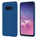 Crong Color Cover - Etui Samsung Galaxy S10e (niebieski)-889127