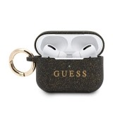 Guess Silicone Case - Etui AirPods Pro (Black)-940010