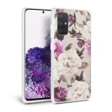TECH-PROTECT FLORAL GALAXY A51 BEIGE-974773