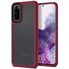 SPIGEN CIEL COLOR BRICK GALAXY S20 BURGUNDY-1604125