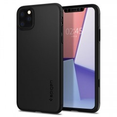 SPIGEN THIN FIT CLASSIC IPHONE 11 PRO MAX BLACK-707422