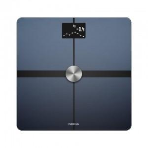 Nokia Body - bezprzewodowa waga łazienkowa do urządzeń iOS i Android (czarna)-135172