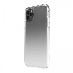 Speck Presidio Perfect-Clear + Ombre - Etui iPhone 11 Pro Max z powłoką MICROBAN (Clear/Atmosphere Fade)-1536572