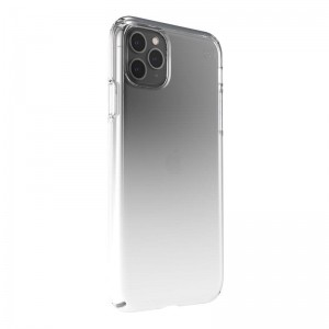 Speck Presidio Perfect-Clear + Ombre - Etui iPhone 11 Pro Max z powłoką MICROBAN (Clear/Atmosphere Fade)-1536573