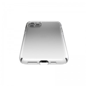 Speck Presidio Perfect-Clear + Ombre - Etui iPhone 11 Pro Max z powłoką MICROBAN (Clear/Atmosphere Fade)-1536574