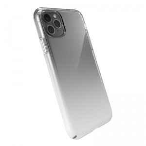 Speck Presidio Perfect-Clear + Ombre - Etui iPhone 11 Pro Max z powłoką MICROBAN (Clear/Atmosphere Fade)-1536576