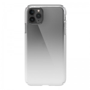 Speck Presidio Perfect-Clear + Ombre - Etui iPhone 11 Pro Max z powłoką MICROBAN (Clear/Atmosphere Fade)-1536579