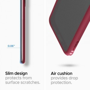 SPIGEN CIEL COLOR BRICK GALAXY S20+ PLUS BURGUNDY-1604131