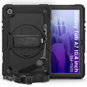TECH-PROTECT SOLID360 GALAXY TAB A7 10.4 T500/T505 BLACK-2073128