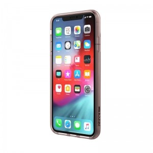 Incase Protective Clear Cover - Etui iPhone Xs Max (Rose Gold)-278212